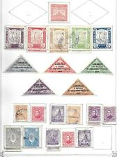 Paraguay stamps 1932 Collection of 28 stamps HIGH VALUE!