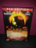 M.A.R.K 13 HARDWARE MARK 1990 STANLEY DVD PAL CARL McCOY NEPHILIM IGGY POP LEMMY