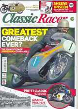 CLASSIC RACER No.187 S/Oct 2017 (NEW COPY)*Post included to UK/Europe/USA/Canada
