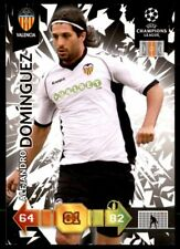 Panini Adrenalyn XL Champions League 2010/2011 Valencia FC Alejandro Dominguez