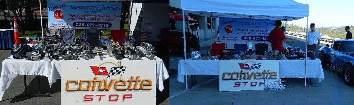 Corvette Stop Restoration Services