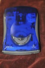iomega ZIP 250 USB POWERED External Disk Disc Drive w/ Cord and 4 250 Disks