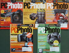 PC Photo Magazine 2006 Lot Digital cameras Software Printers Scanners Camcorders
