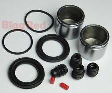 FRONT Brake Caliper Seal & Piston Repair Kit for Honda Civic 1991-2001 (BRKP100)