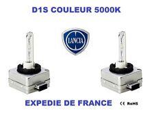 2 AMPOULES XENON D1S  LANCIA PHEDRA 2008-> 35W 5000K NEUF