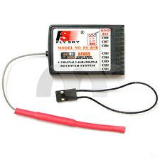 RC FlySky FS-R9B 2.4Ghz 8CH Receiver for TH9X 9ch Transmitter FS-T6 FS-I6 FS-I10