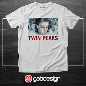 T shirt Twin Peaks Serie TV  - 100% cotone - scegli la tua taglia