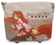 Spice and Wolf Holo Messenger Bag Anime Manga NEW