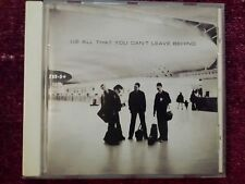 U2 - ALL THAT YOU CAN'T LEAVE BEHIND. CD.