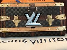 LOUIS VUITTON THE TIME TRUNK TWIST WALLET - NEW - SOLD OUT