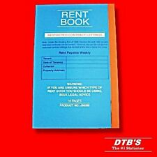 RENT BOOK RESTRICTED CONTRACT LETTINGS - 16 PAGES