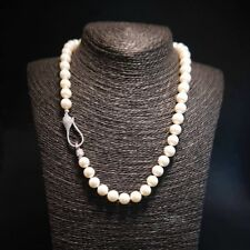 HANDMADE! Genuine Pearl Necklace 30058
