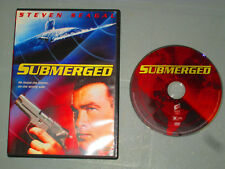 Submerged (DVD) Steven Seagal  Region 1