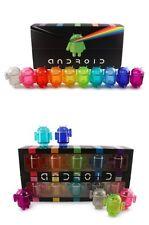 DKE - Android Rainbow Set Vinyl Toys - Designer Toys