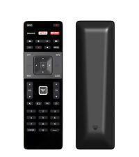 US New Vizio XRT122 TV Remote with Amazon/Netflix/IHeart Key for D48D0 D48-D0