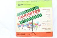 Favorites You'll Remember Collector's Item CSP 222 Vintage Vinyl Record LP
