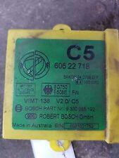 CENTRALINA BOSCH 60622718 FIAT COUPE' (94-00) 1.8 16V
