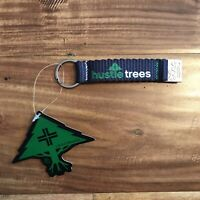 Lifted Research Group Hustle Trees Key Chain Teal LRG Clothing