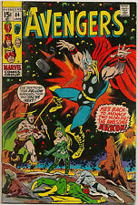 Avengers #84 (Marvel 1971) VF-: the Return of Arkon/Enchantress