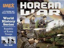 Imex 530 -  World History Series - Republic Of Korea Troops     1:72 Plastic Kit