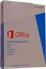 Microsoft Office 2013 Home & Business duratura versione completa 32/64bit ML/italiano