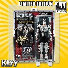 KISS 8 Inch Action Figure: Monster Series Demon With Updated Head Sculpt