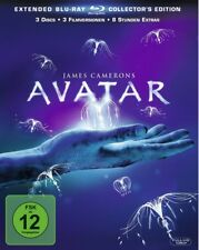 Avatar - Aufbruch nach Pandora Blu-ray (Extended Collector's Edition) NEU OVP