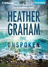 Heather GRAHAM / The UNSPOKEN           [ Audiobook ]