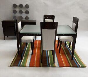 Rare - Randall Craig RC Home Dining Room Set 1:6 Scale