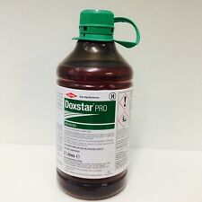 Doxstar Pro Herbicide 2Ltr Weed Killer Docks Concentrate 2.5 - 5 Acres Grassland