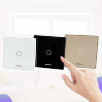 Smart Home Wall Light Touch Wireless Controller Switch WIFI LED Lam0UACD
