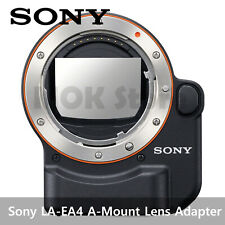 Sony LA-EA4 a System A-Mount Lens Adapter For Sony A7 II A7 A7R Nex-6 NEX-5T