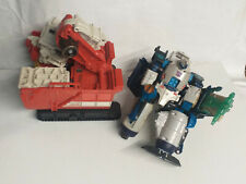 Hasbro Transformers Large Devastator Toy Vehicle and other Jet Character Parts