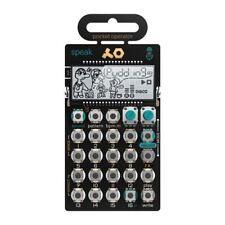 Teenage Engineering Te010as035 Po-35 Speak Pocket Operator Vocal Synthesizer