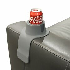 CouchCoaster Ultimate Sofa Drink Holder for Your Sofa - Red, Grey