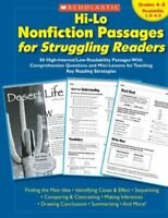 Hi-lo Nonfiction Passages for Struggling Readers : Grades 4-5, Readability 1....