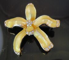 Carolee  Limited Edition  1997 Orchid Pin