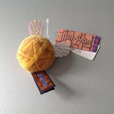 Harry Potter Quidditch Golden Snitch Candy Ball With Tag Trudi Vintage