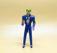 """Mattel DC Universe JUSTICE LEAGUE the joker Action Figure 4.5"""" old"""