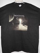 NEW - DREAM THEATER BLACK CLOUDS TOUR 09 CONCERT MUSIC T-SHIRT 2XL / X X LARGE