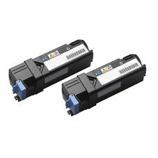 2 Cyan Toner Cartridge For Dell Printer 1320 1320C 1320CN