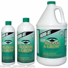 MICROBE LIFT BLOOM AND GROW 1 GAL PLANT SUPPLEMENT