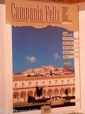 CAMPANIA FELIX N 2 Maggio 1996 La Certosa di Padula Montesarchio Gragnano Aversa
