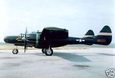 1/14 Scale American Ww-Ii Northrop P-61 Black Widow Plans,Templates,Instruc 57ws