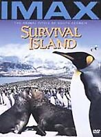IMAX: Survival Island, The Animal Cities of South Georgia DVD Disc Only V9