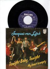Jacques Van Eijck  -   Tonight Baby , Tonight