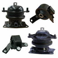 4PC MOTOR & TRANS MOUNT FOR 2009-2015 HONDA PILOT 3.5L FWD FAST FREE SHIPPING