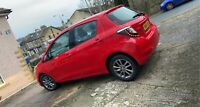 Toyota Yaris 1.3 VVTI ICON 2014 5DR Very Light Damaged