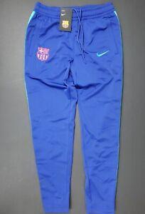 Nike FC Barcelona JDI Pants, Blue/Turquoise, Size S