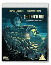 JAMAICA INN di Alfred Hitchcock con Charles Laughton BLURAY+DVD Inglese NEW .cp